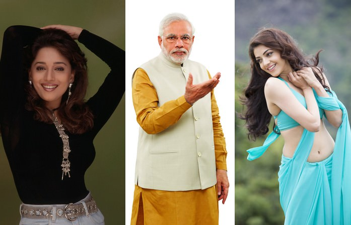 Top 15 Most Popular Indian on Facebook - Most followed Indian