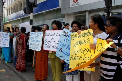 Rape Crime in Sri Lanka