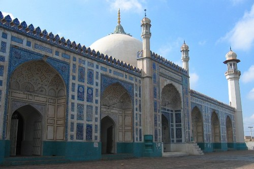 Eid Gah Mosque Multan