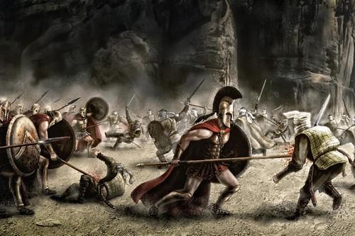 Spartans Warriors