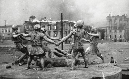 Stalingrad Most Iconic Images of Photography