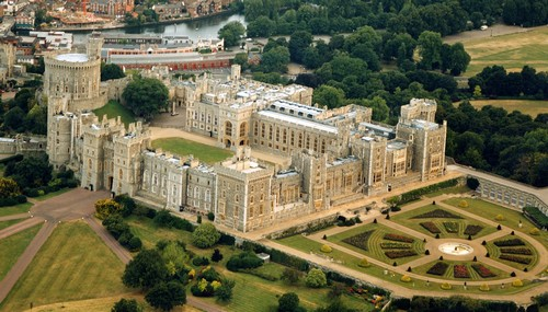 windsor castle the worlds biggest house