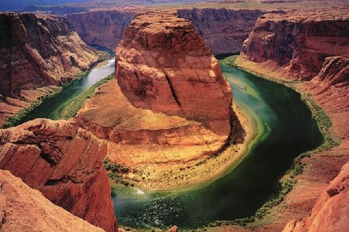 spectacular gorge grand canyon