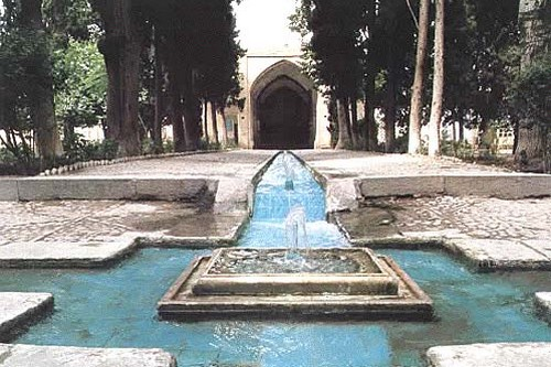 Bagh-e Fin, Kashan, Iran
