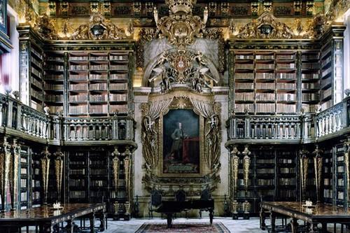 Biblioteca Joanina, University of Coimbra