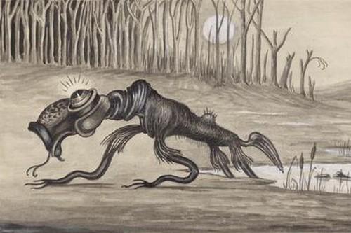 神话中最可怕的动物之一