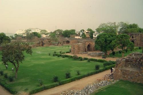 Feroz Shah Kotla Delhi