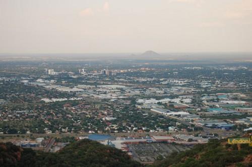Pollution in Gaborone, Botswana