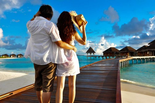 honeymoon locations 2020 in Maldives