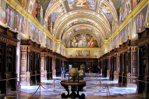 Library of El Escorial