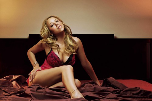 Mariah Carey hot woman