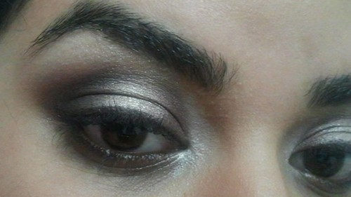Neutral Smokey Eyes