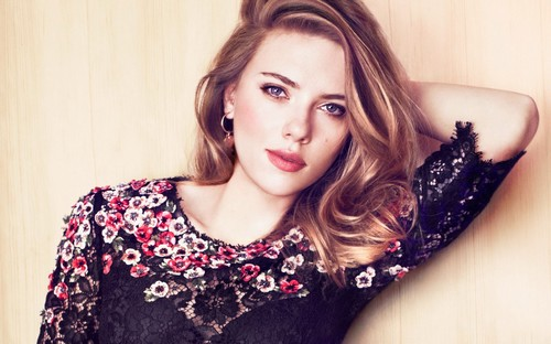 johansson most woman Scarlett beautiful
