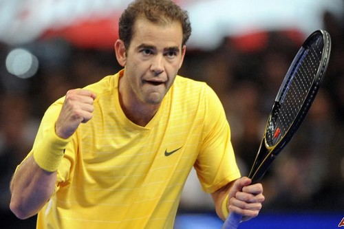 Tennis Star Pete Sampras
