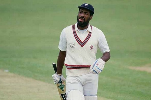 West Indies legend Sir Viv Richards