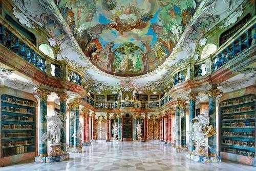 Wiblingen Monastery Library