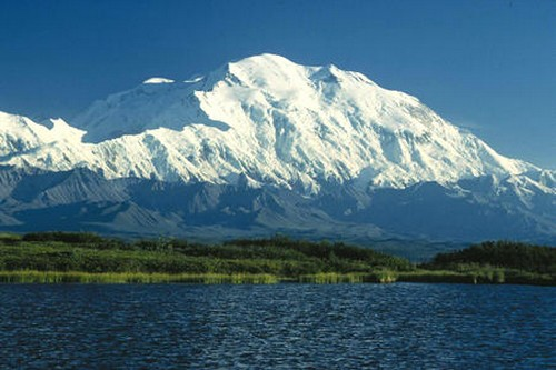 Mount McKinley - Highest mountain