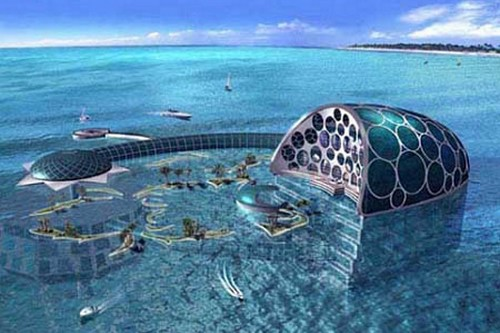 Top 10 Futuristic Concept Hotels Of The World