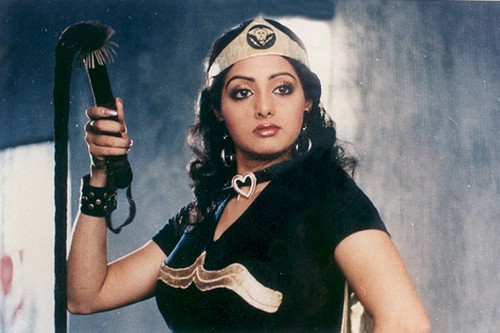 Hot Dance Queen Sridevi