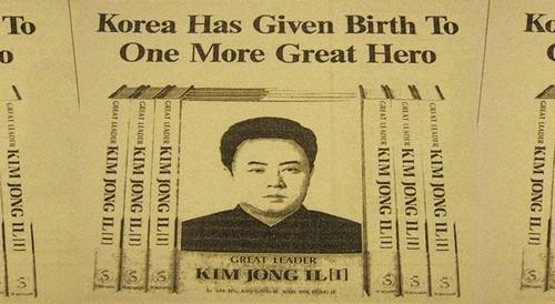 Korean Leader's Stupid ADS
