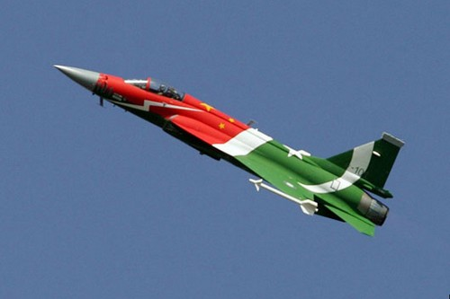 JF-17 Thunder (China/Pakistan)
