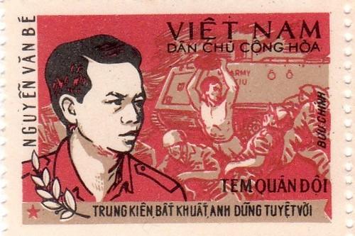 Viet Cong soldier Nguyen Van Be