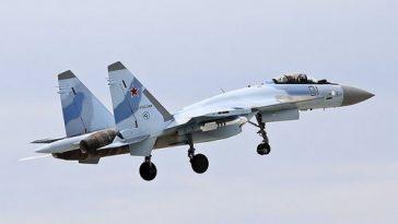 Sukhoi Su-35 (Russia)
