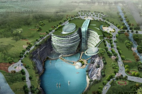 Waterworld Hotel