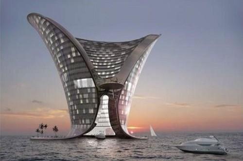 Spectacular Underwater Hotels