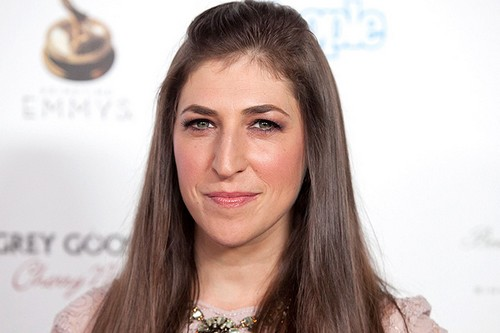 Mayim Bialik Not-So-Dumb Hollywood Celebrities