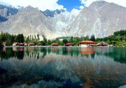 Shangrila Lake Breathtaking View