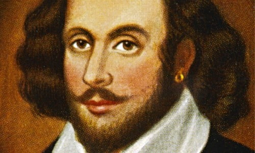 a biography of william shakespeare a great writer William shakespeare was probably born on about april 23, 1564, the date   growing up as the big brother of the family, william had three  including  memorization, writing, and acting classic latin plays.