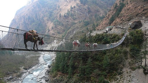 10 highly dangerous bridges in the world for World s coolest bridges