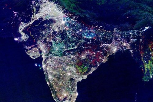 India during Diwali