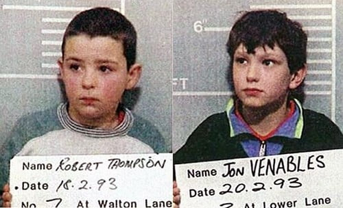 Children Who Were Killers