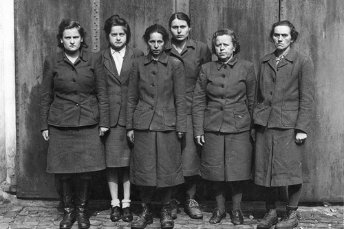 "dachau milf women If you want to do a google search to find the stories, told by american soldiers, about seeing the nazi concentration camps in world war ii, just search on ""bodies stacked like cordwood"" without exception, every single soldier who saw dachau or buchenwald or ohrdruf or mauthausen reported."