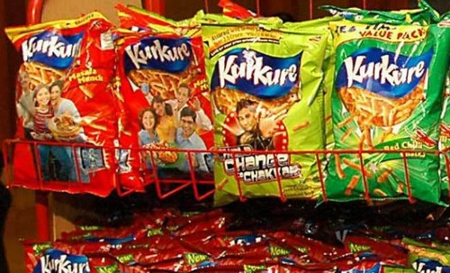 snack in India
