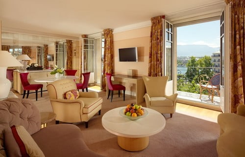 Royal Armleder Suite Le Richemond