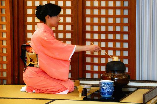 Japanese Tea Ceremony interesting facts about tea