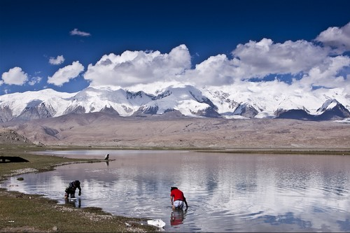 Karakul Lake China