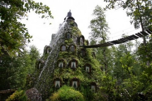 10 most bizarre hotels