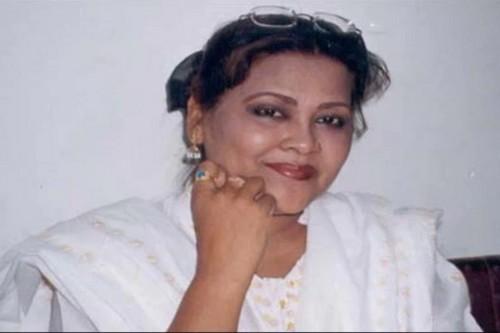 Singer Mehnaz Begum