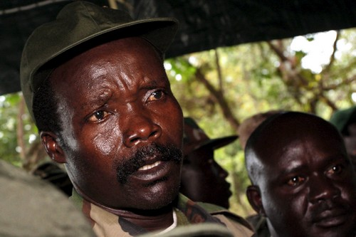 Joseph Kony & The Lord