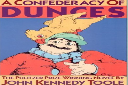 Amazing Books Confederacy Of Dunces