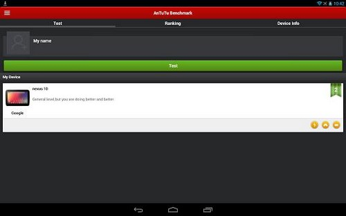 Apps to Evaluate Android Phones