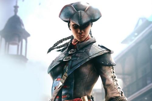 Aveline de Grandpre, female game characters