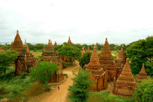 Bagan Magical Places in Asia