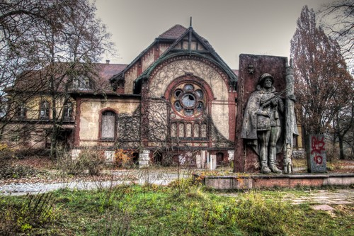 10 Creepy Places Germany