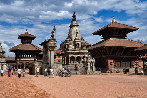 Bhaktapur Magical Places in Asia