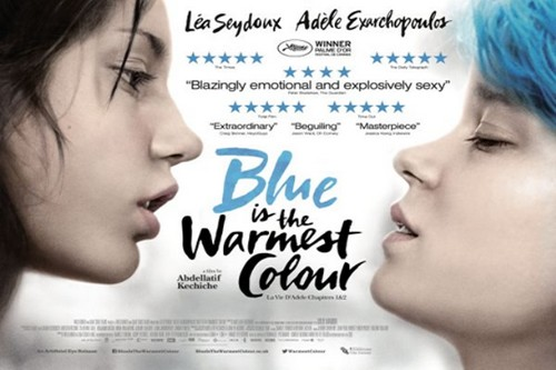 Blue is the Warmest Colour cult movies